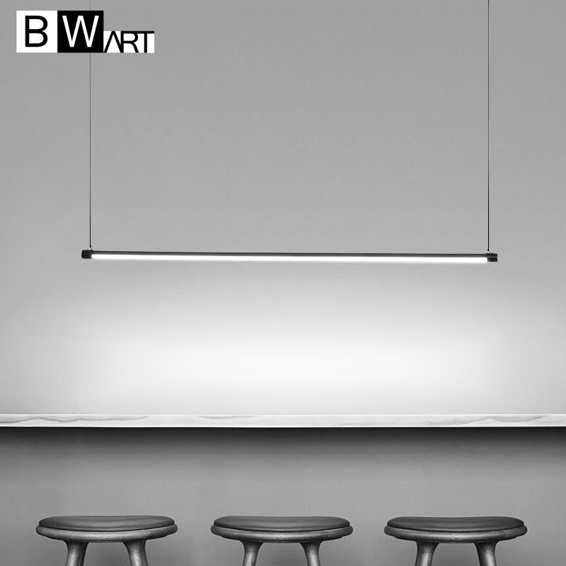 BWART Modern pendant LED light LED pendant lamp Minimalist aluminum fixtures for office study dining living room bedroom kitchen