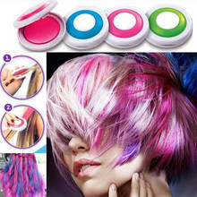 Temporary Pastel Hair Dye Color