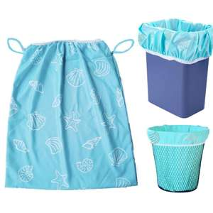 Nappy Diaper for Cloth Dirty-Laundry Pail-Liner Wet-Bag Washable Baby Waterproof