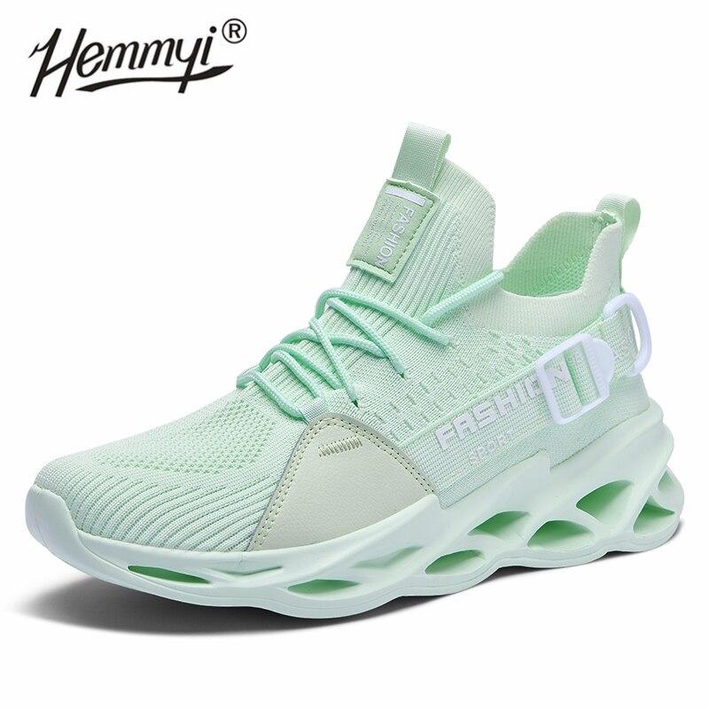 Hot Women Sneakers Summer Mesh Breathable Light Street Fashion Couple Shoes Woman Casual Unisex Big Size 36 46 Tenis Feminino|Women's Vulcanize Shoes| - AliExpress