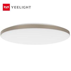 Image 2 - YEELIGHT 50W Smart LED Ceiling Lights Colorful Ambient Light Homekit smart APP Control AC 220V For Living Room