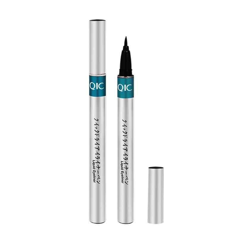 2019 hot البيع 1 قطعة مقاوم للماء طويلة الأمد غير يتلاشى سهلة الاستخدام الكحل السائل قلم رصاص وقلم وجاف العين اينر المكياج التجميل TSLM2