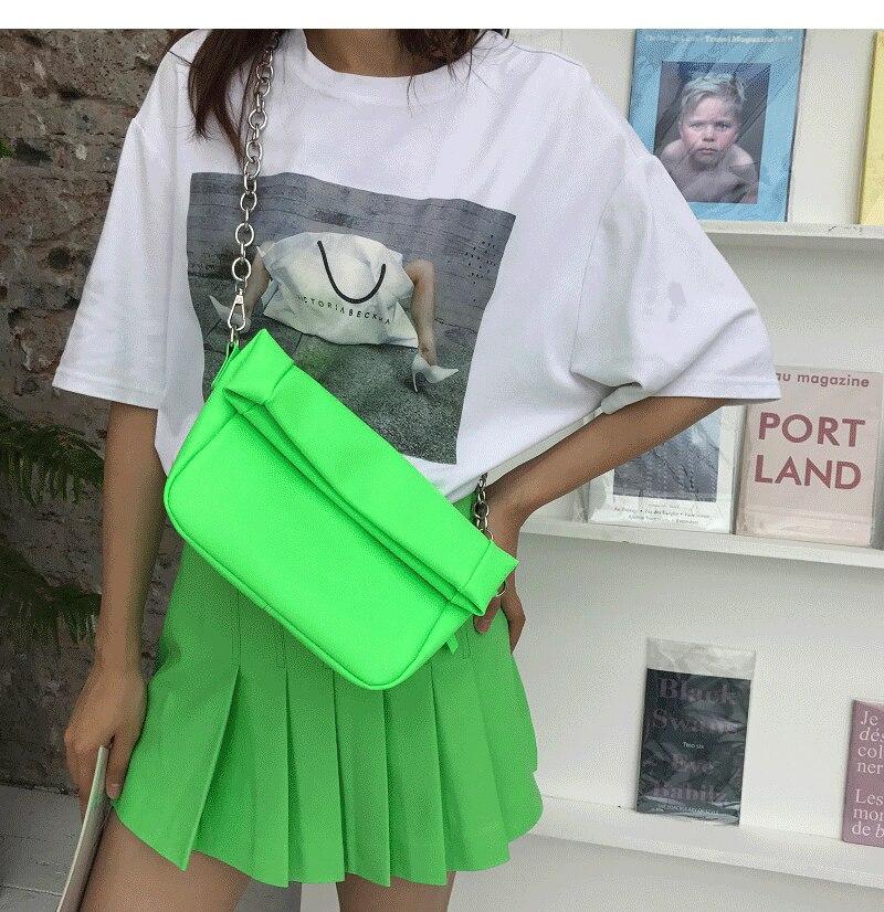 Luxury Handbags Women Bags Designer Shoulder Bag Crossbody Bag For Women 2020 Handle Stylish Chain Small Square Bag Tote Bag