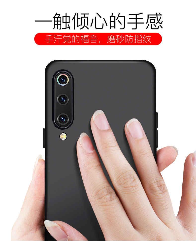 Untuk Xiaomi Mi Catatan 10 Lite Case Soft Silicone Coque Slim Kulit Tpu Pelindung Belakang Menutupi Case untuk Xiaomi Mi note10 Lite 10 Lite