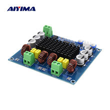 AIYIMA TPA3116D2 Digital Power Amplifier Board 120Wx2 Stereo Amp 2.0 Channel TPA3116 Sound Amplifier For Speaker Home Theater