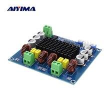 AIYIMA TPA3116D2 dijital güç amplifikatörü kurulu 120Wx2 Stereo Amp 2.0 kanal TPA3116 ses amplifikatörü için hoparlör ev sineması