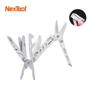 10 IN 1 Mini Multi Functional Plier Folding EDC Hand Tool Set of Tools Knife Screwdriver Tool Instruments for Outdoor