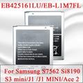 Новый аккумулятор 1500 мАч EB425161LU для смартфона Samsung GT-S7562L S7560 S7566 S7568 S7572 S7580 I8160 I8190 I739 T59 + трек NO