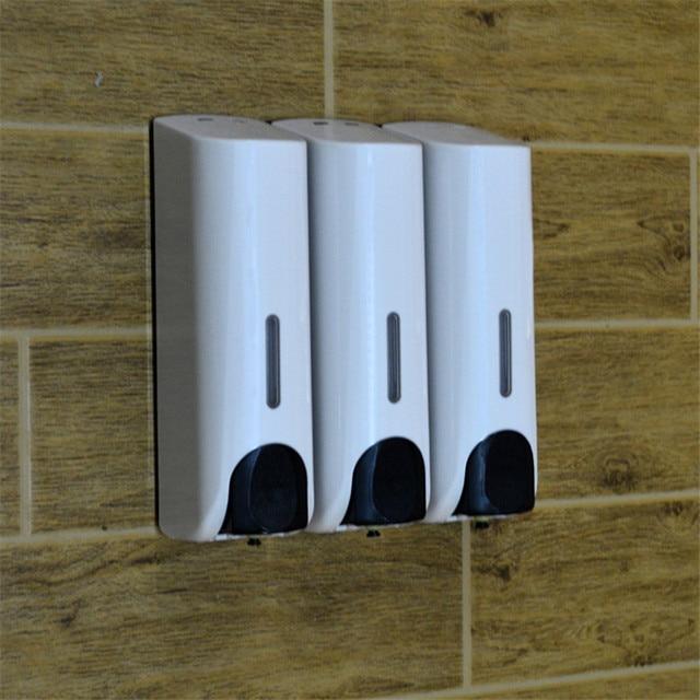 Modun Soap Dispensers Liquid Jaboneras Para Jabon Liquido Hand Sanitizer Bottle Shampoo Dispenser Wall Mounted Soap Dispenser