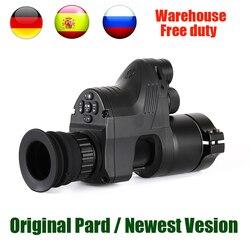 PARD NV007 5W IR infrarrojo Digital visión nocturna telescopio Wifi APP 1080P HD NV rifloscopio visión nocturna óptica vista de ventas caliente