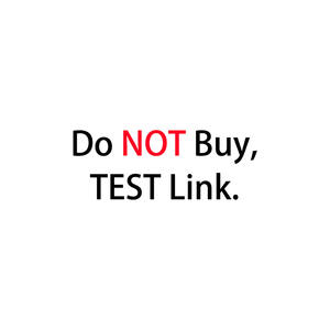 Do NOT Buy, TEST Link.