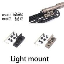 Тактический светильник крепление для element airsoft m300/m600
