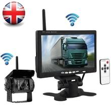 Wireless Car Reversing Camera + 7