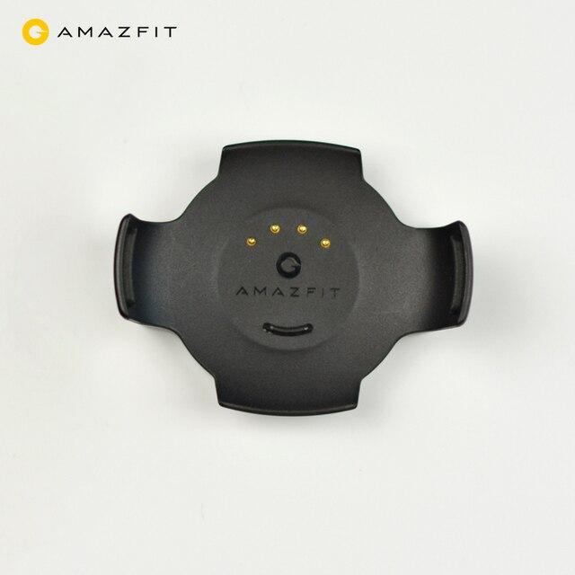 מקורי USB מטען טעינת Dock חכם אביזרי לxiaomi Huami Amazfit קצב חכם ספורט שעון