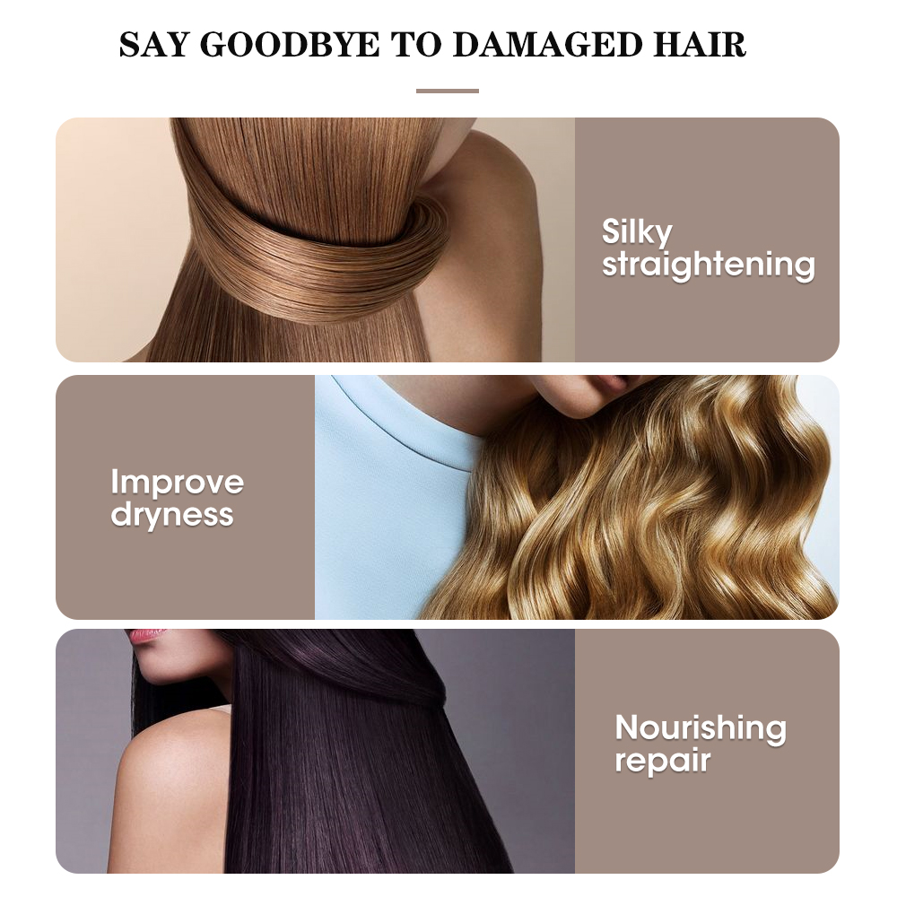 350ml Shampoo Supple Hair Amino Acid Nourishing Scalp Care Silky Hair Washing Shampoo