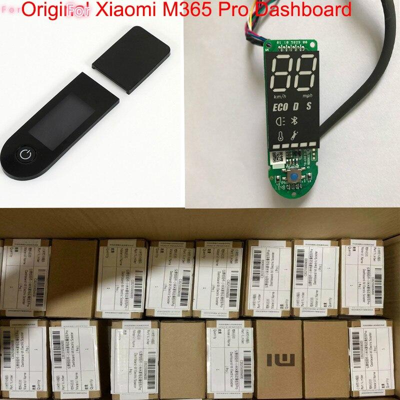M365 Pro Scooter électrique tableau de bord pour XIAOMI MIJIA M365 pour Xiaomi M365 Pro Scooter BT Circuit imprimé avec affichage Original
