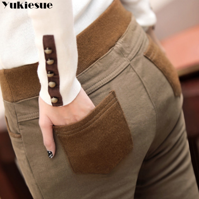 Winter Pencil Pant Leggings 8