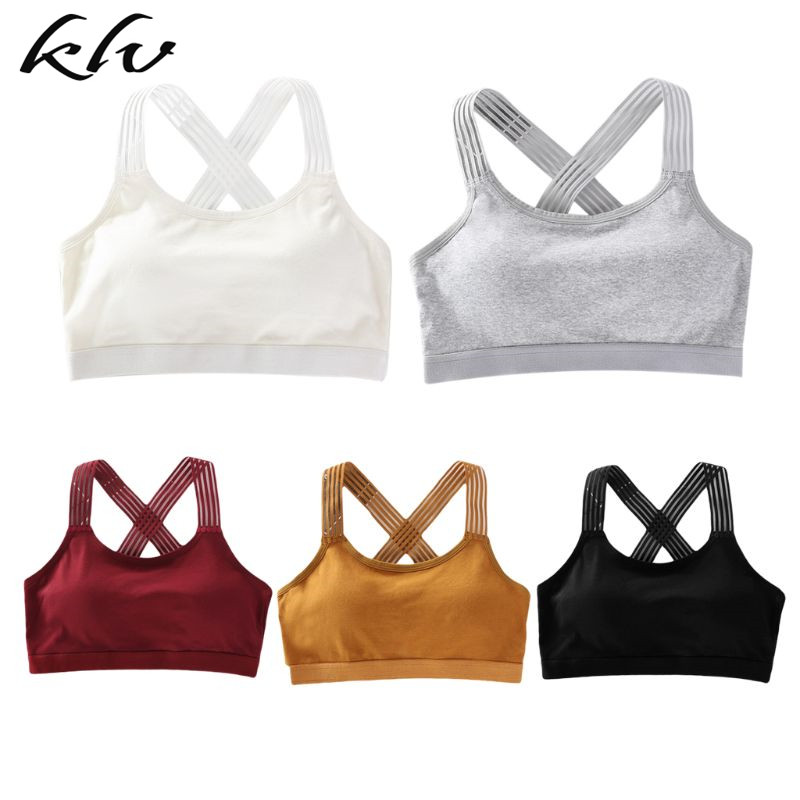 Women Yoga Sport Bra Shockproof Sexy Back Underwear Breathable Athletic Fitness Running Gym Vest Tops Sportswear Clothes