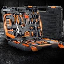 106pcs Garage and Home Tool Kit Manual Tool Set Maintenance