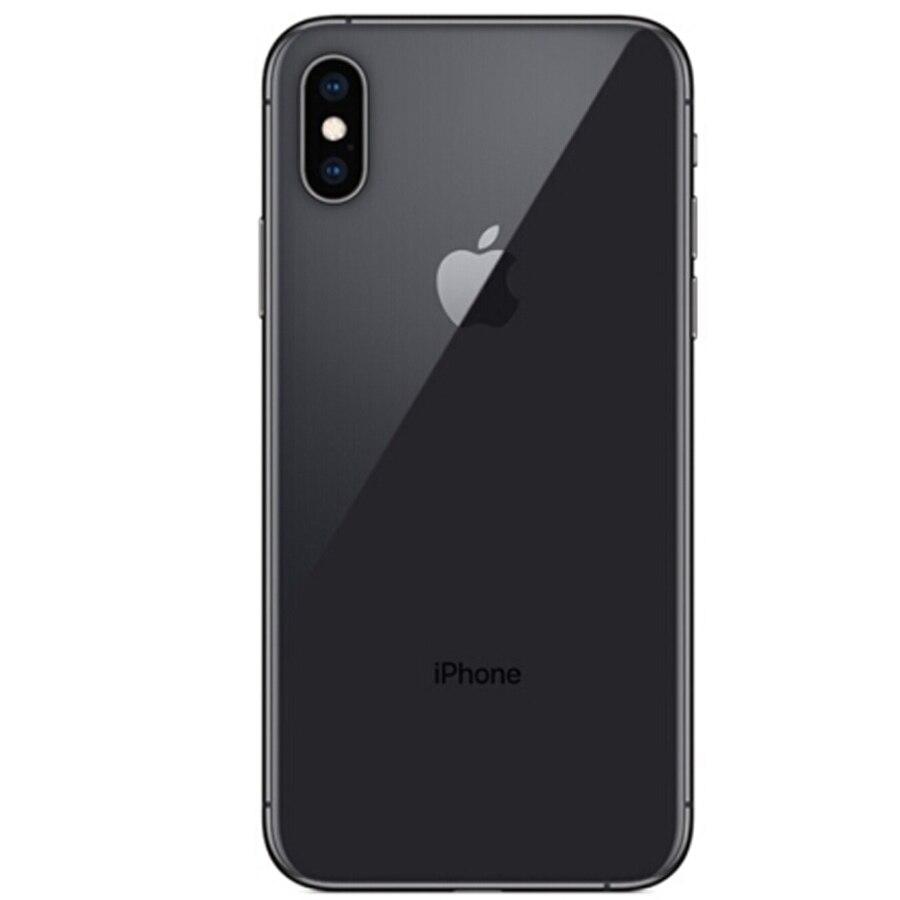Apple iphone xs, iphone xs max, original, desbloqueado, 4g, lte, 4g ram, 64gb/256gb rom chip biônico a12 iphone xs 2658mah 5