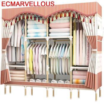 De Almacenamiento Rangement Chambre Mobili Per La Casa Armario Tela Guarda Roupa Bedroom Furniture Closet Mueble Wardrobe