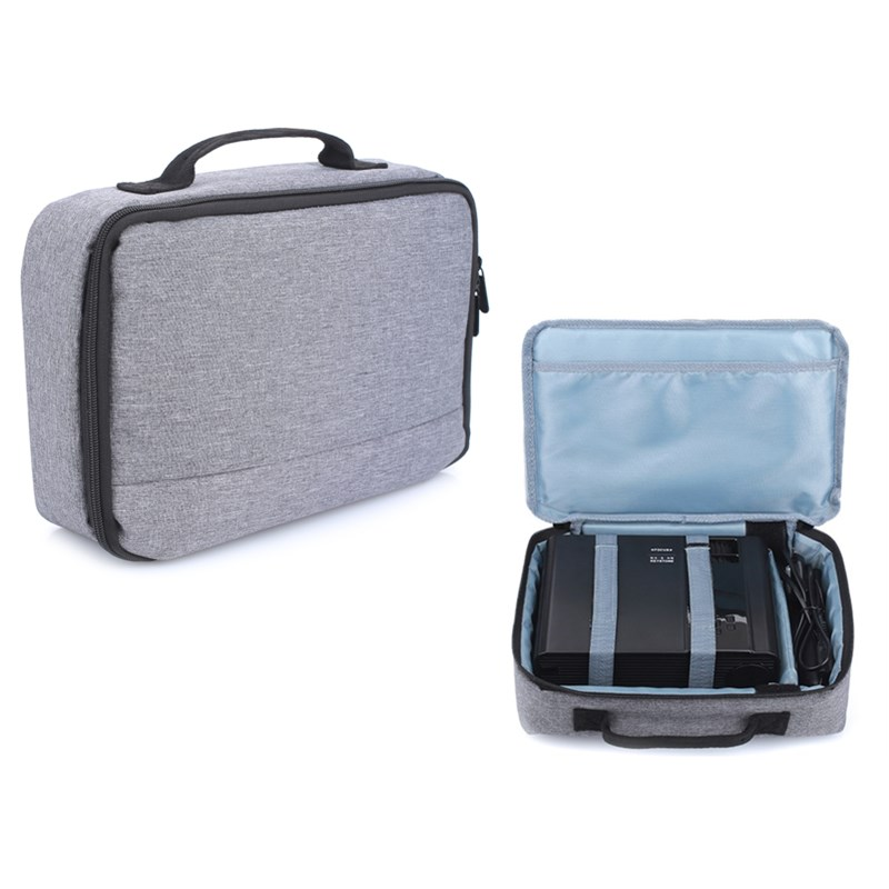 Universal Portable LED Proyector Bag For UNIC CP600 Mini Support Most Projector Accessories Protective Storage Bag