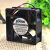 Xfan xin rui lian RDM6025S 12V 0.10A 6cm 6025 2-Wire wentylator chłodzący