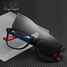 Classic Polarized Sunglasses Men Women Anti-blue Li