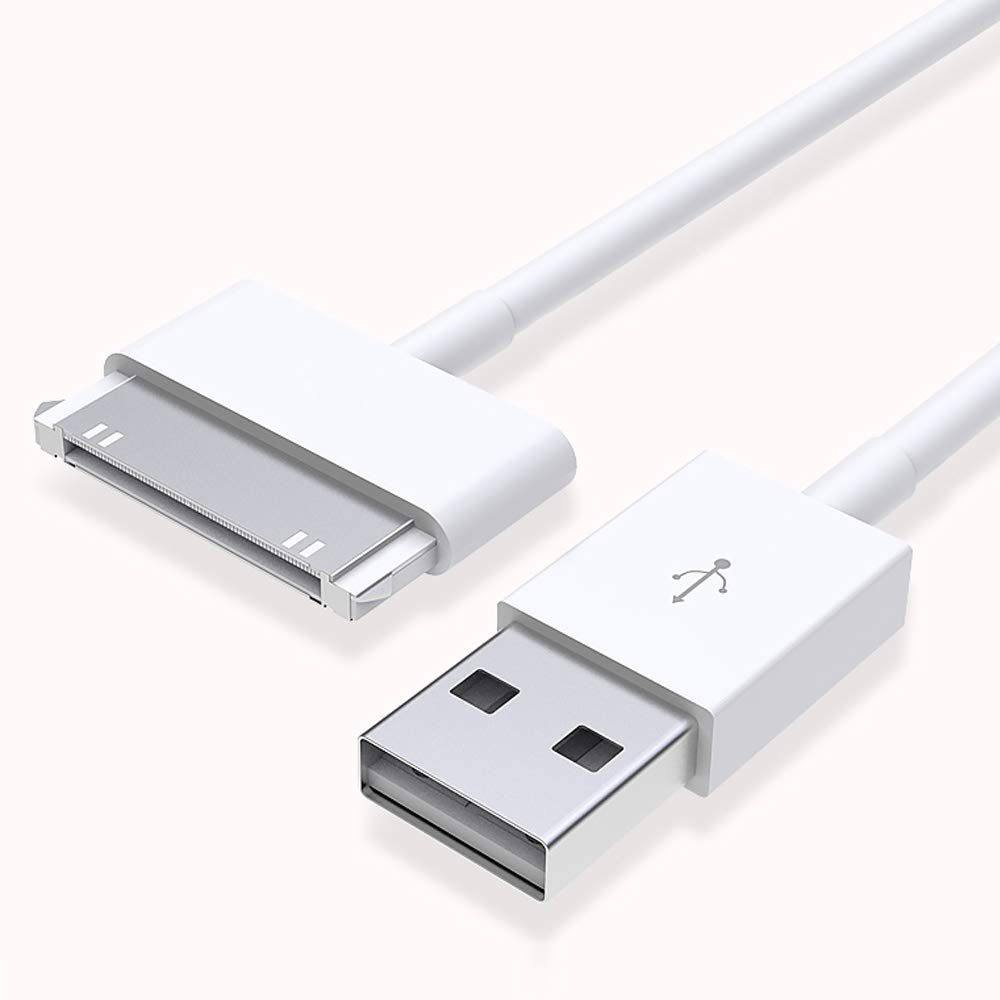 Usb-кабель для зарядки и передачи данных для Iphone 4 4s Ipod Nano Ipad 2 3 Iphone 4 S 30 Pin 1 м Шнур Usb зарядный кабель Micro USB