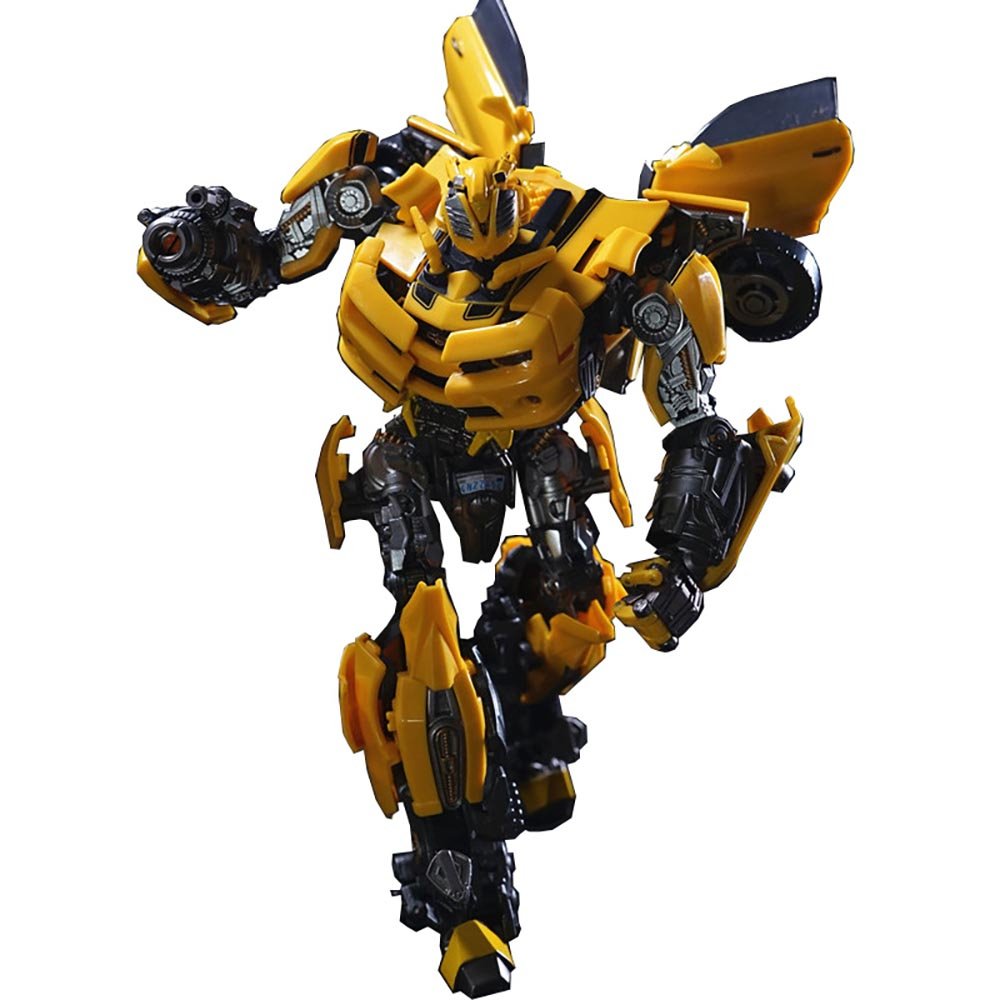 Legendary Toys LTS-03C LTS03C Transformation Action Figure Toys Big Bee 18CM ABS KO Mpm03 Deformation Car Robot Figma Model M03