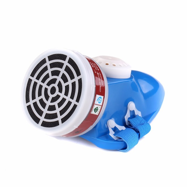 Self-priming Filter Antivirus High Quality Gas Face safety Security protect Respirator Antivirus Protect Mask Prevent Harmful Ga