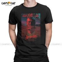 Apocalypse Now Movie Poster Marlon Brando мужские футболки Вьетнамская война креативные футболки с коротким рукавом Футболка хлопок размера плюс одежда