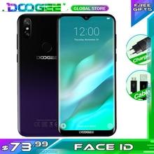 Doogee teléfono inteligente Y8, teléfono móvil con Android 9,0 os, 3GB RAM, 32GB rom, pantalla FHD 6,1 pulgadas, batería 3400mAh, procesador MTK6739, pantalla gota de agua 4G LTE