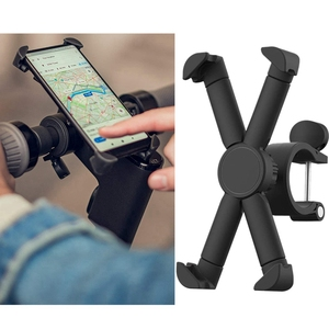 Attachable Phone Mount for Ninebot ES1/ES2/ES4 Electric Kick Scooters for XIAOMI MIJIA M365 Electric Scooter(China)
