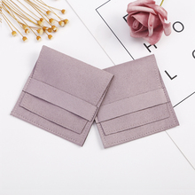 Envelope-Bag Jewelry-Pouch Microfiber Wedding-Presents for Ring-Earrings Small Christmas
