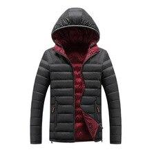 New Winter Jacket Men -20 Degree Thicken Warm Men Parkas Hooded Coat Long Parka Fleece Man's Jackets Outwear Jaqueta Masculina цена в Москве и Питере