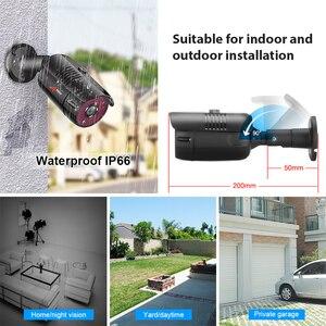 Image 3 - ANRAN System kamer CCTV 2CH 1080P kamera AHD zestaw H.265 DVR System monitoringu wizyjnego wodoodporna odkryty kamera bezpieczeństwa IP zestaw