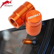 Tire-Valve-Stem-Caps-Covers Ktm-Adventure 1050 1290 1190 Wheel Motorcycle for 990/1050/1090/..