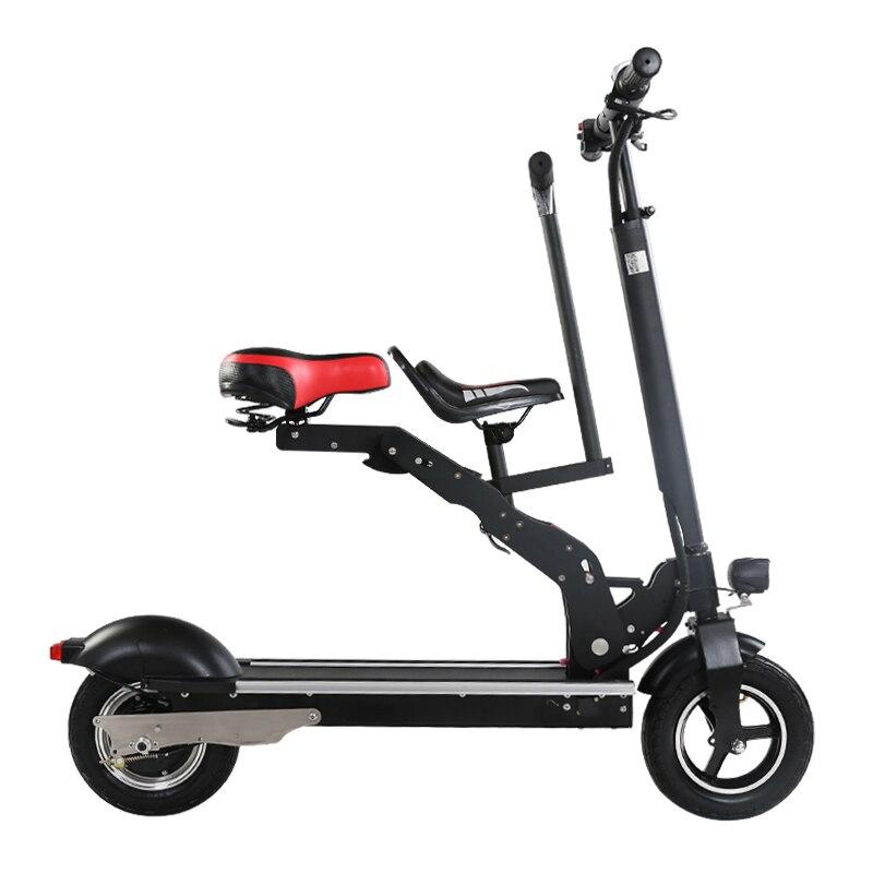 Daibot Kick Scooter pour enfants 10 pouces roues Scooters électriques 250W 36V adultes pliable électrique Skateboard Scooter
