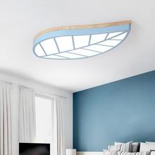 Modern Iron Acrylic Cloud Wood Cartoon Prince Kids Ceiling Lights Lamp Room Bedroom Baby Girls Boys Children Light