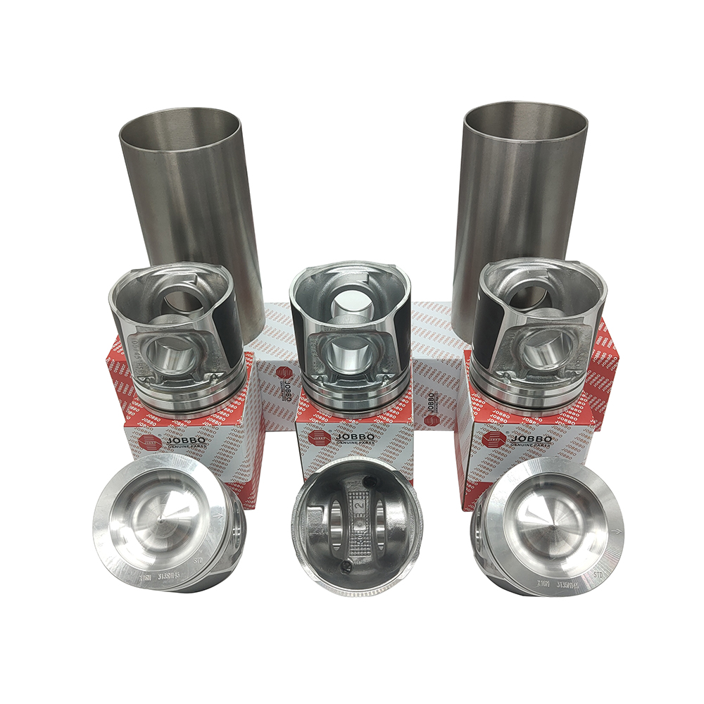 For Perkins C6.6/1106 Liner Kit Diesel Engine Parts Piston Kit Repair Kit