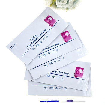 10 pcs household test strip indicator LH test paper for testing saliva urine measurement early pregnancy high accuracy