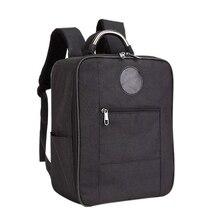 Sıcak 3C Anti Shock sırt çantası taşıma çantası Mjx hata 5W B5W Quadcopter Drone saklama çantası sırt çantası (siyah)