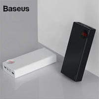 Baseus PD3.0 Quick Charge Mobile power Bank 20000mAh For 18W Type C PD 3.0 for iPhone XS, for iPhone X ,for MacBook