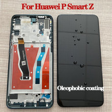 For Huawei Y9 Prime 2019 LCD Display Touch Screen Digitizer Assembly Parts Repair LCD For Huawei P Smart Z STK-LX1 Display 6 21original display for huawei p smart 2019 lcd display screen touch digitizer assembly p smart 2019 display repair parts tool
