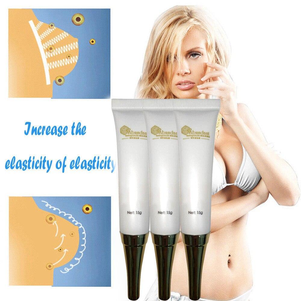 Brust Verbesserung Erweiterung Creme Glatte Große Büste Große Kurvige Erhöhen Dichtheit Große Büste Brust Pflege Creme 15g