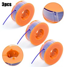 1pc/3pcs Electric Strimmer String Grass Trimmer Head Spool For Bosch Combitrim Easytrim Gardening Lawn Mower Heads Cutter Tool