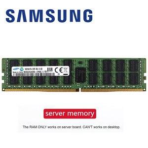 Samsung reg ecc ddr4 ram 8gb 4GB 16GB PC4 2133MHz 2400MHz 2666MHZ 2400T or 2133P 2666V ECC REG Server Memory 4G 16g 8g ddr4 X99