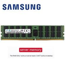 ذاكرة الوصول العشوائي سامسونج reg ecc ddr4 8gb 4GB 16GB PC4 2133MHz 2400MHz 2666MHZ 2400T أو 2133P 2666V ECC REG ذاكرة الخادم 4G 16g 8g ddr4 X99