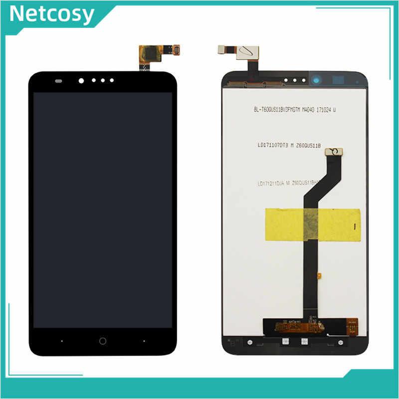 Netcosy для zte zmax Pro Z981 6 ''ЖК-дисплей + сенсорный экран дигитайзер для zte Z981 ЖК-экран в сборе без рамки